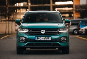 Volkswagen T-Cross (2019)